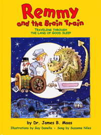 Remmy and the Brain Train