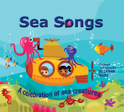 Sea Songs CD cover